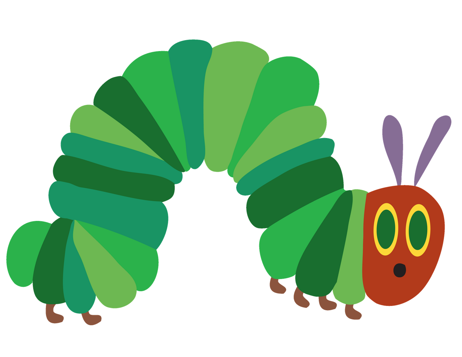 Hungry clipart food. The very caterpillar
