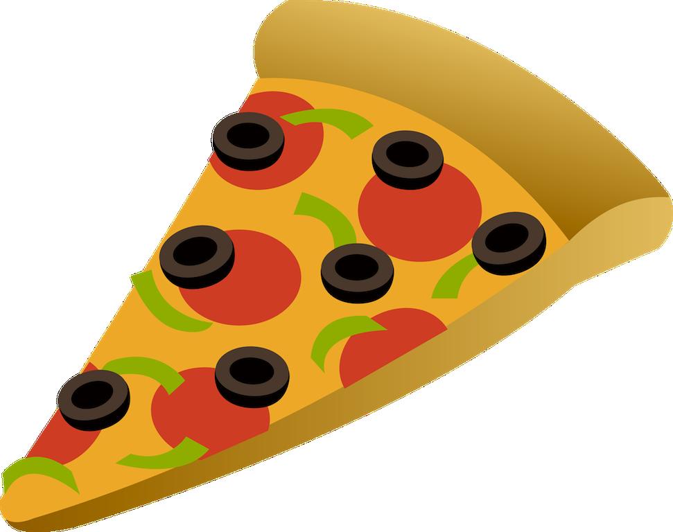 Sandwich pizza