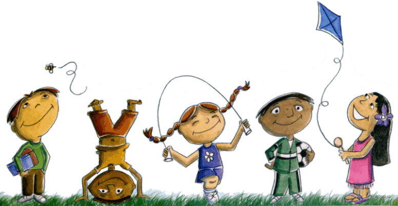 Ways to manage the. Outside clipart children's