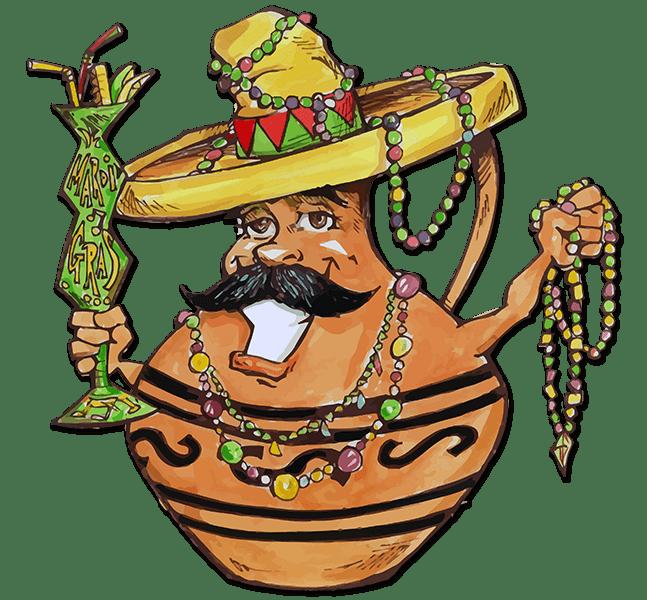 El cantarito mexican cuisine. Pastor clipart fancy restaurant
