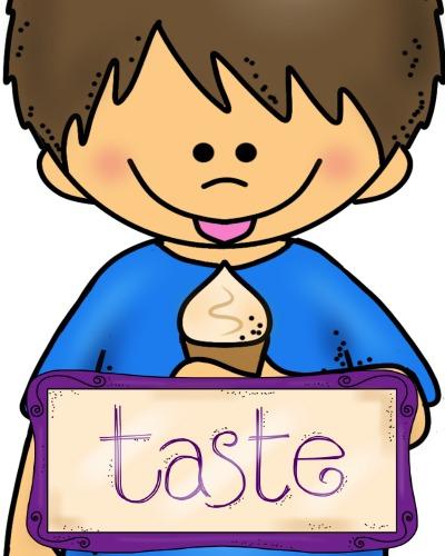 Taste clipart kid. Sense of free download