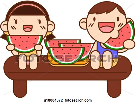 Fruit clipart person. Eating free download best