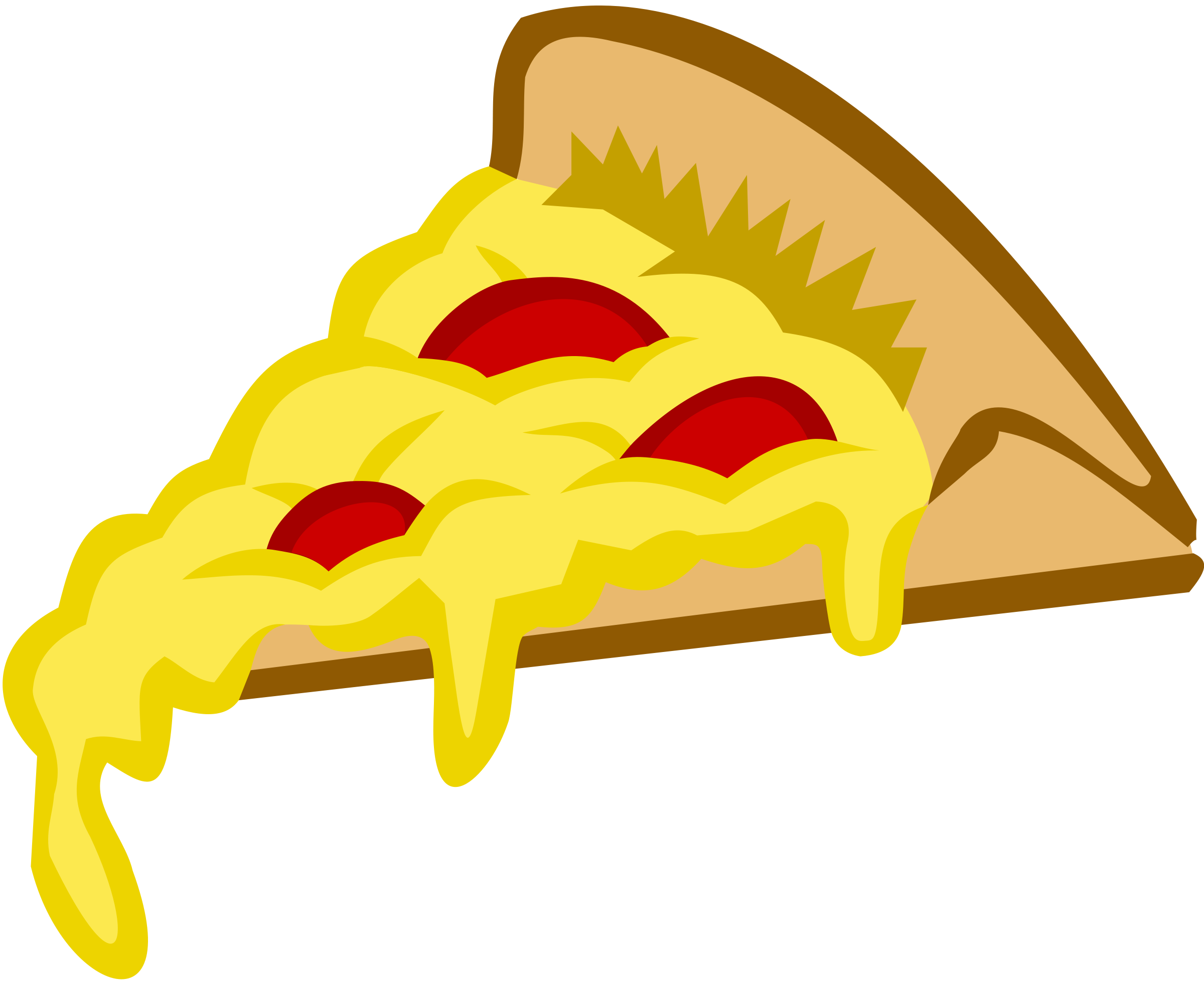 Pie clipart slice pie. Pizza clip art free