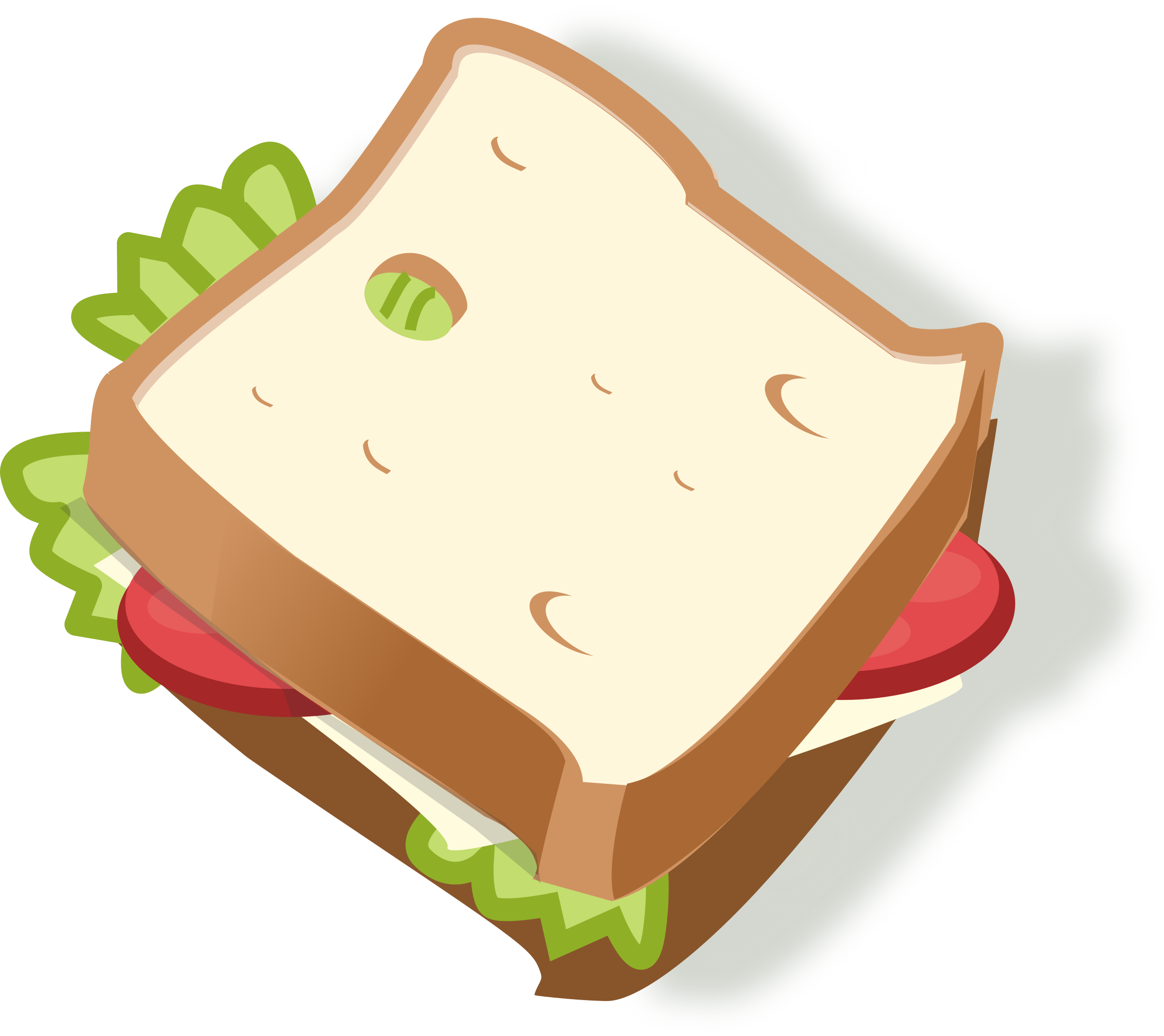 Sandwich big sandwich