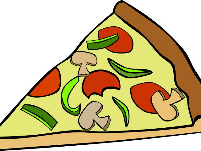 Cartoon slice free download. Moving clipart pizza