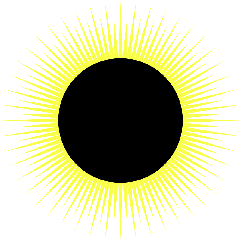 Eclipse at getdrawings com. Planets clipart total