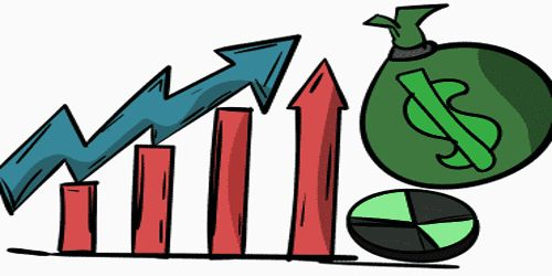 Transaction cost in assignment. Economics clipart