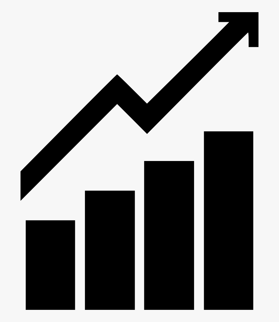 Linear up and to. Graph clipart economics graph