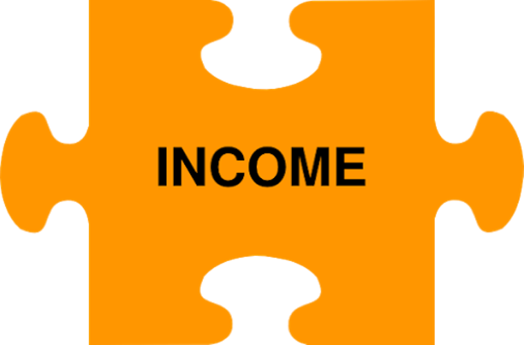 Elementary theory of income. Economics clipart expenditure