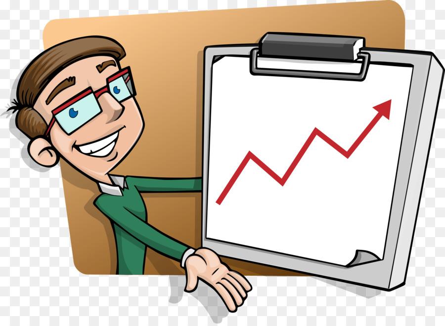 Business background cartoon text. Financial clipart financial analyst