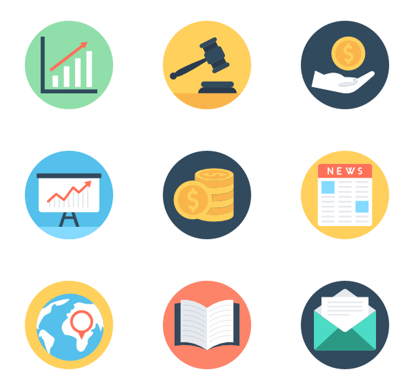Finance free icons svg. Economics clipart financial support
