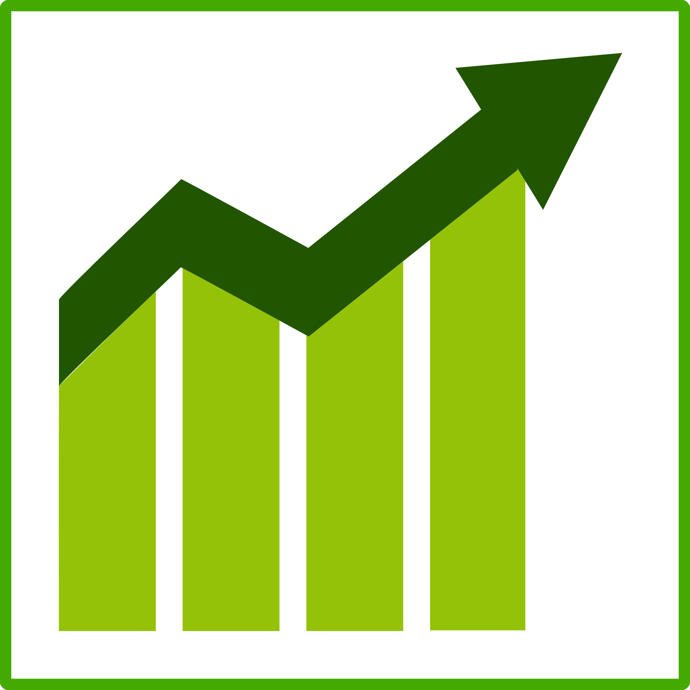Number 1 clipart green. Economic growth increase clip