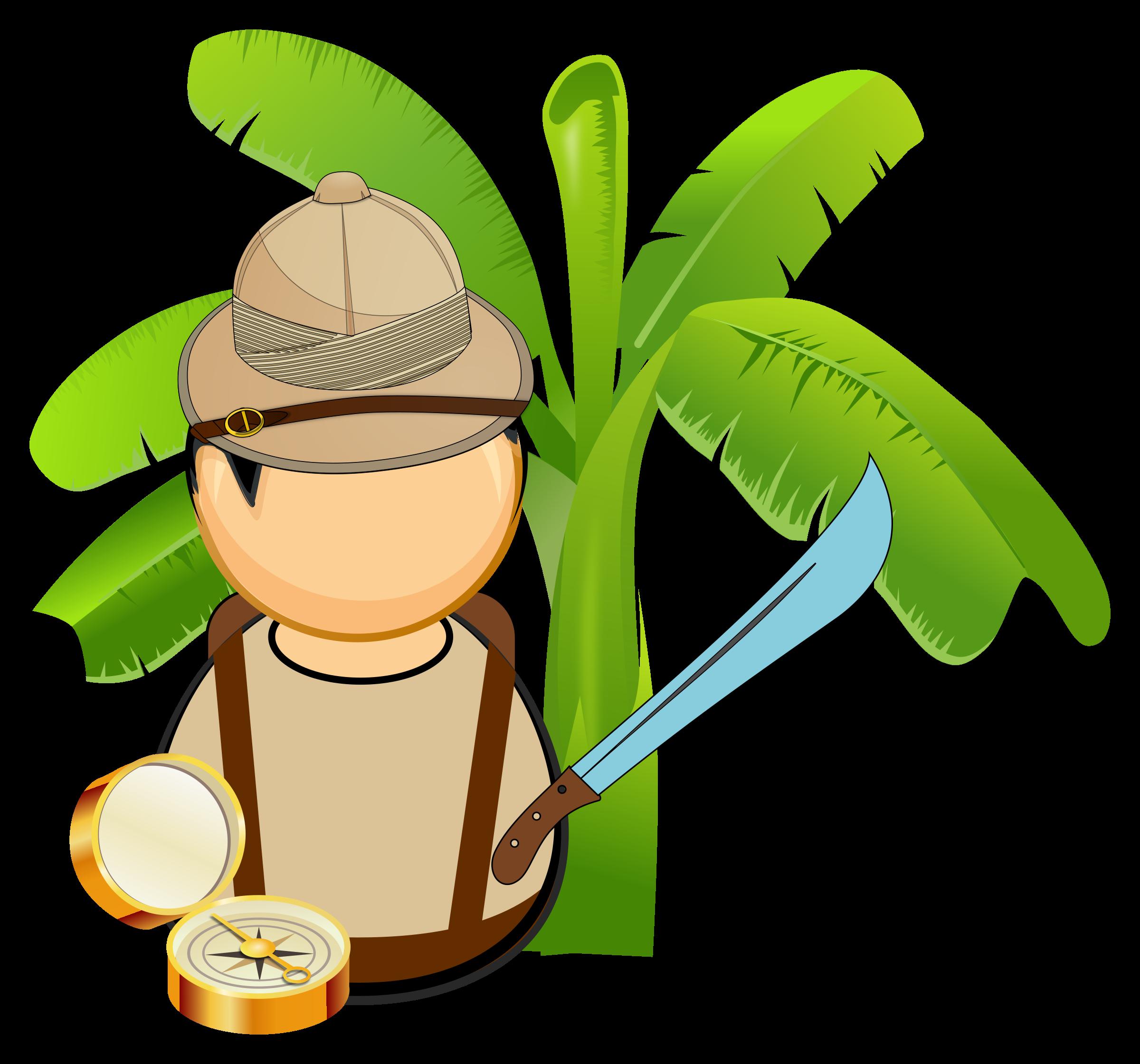 Explorer clipart rainforest explorer. Who are you investor