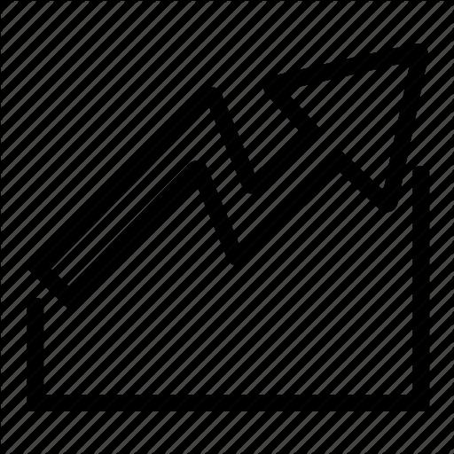 Economics clipart linear graph.  economic by andrei