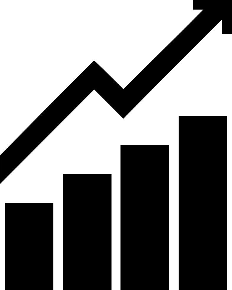 Svg png icon free. Economics clipart linear graph