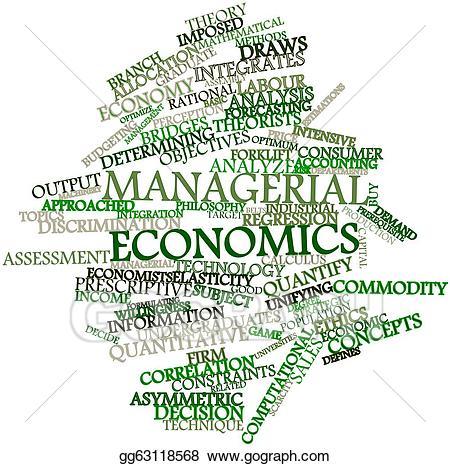 Stock illustration clip art. Economics clipart managerial economics