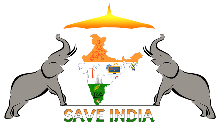 Economy clipart economy indian. Save india our