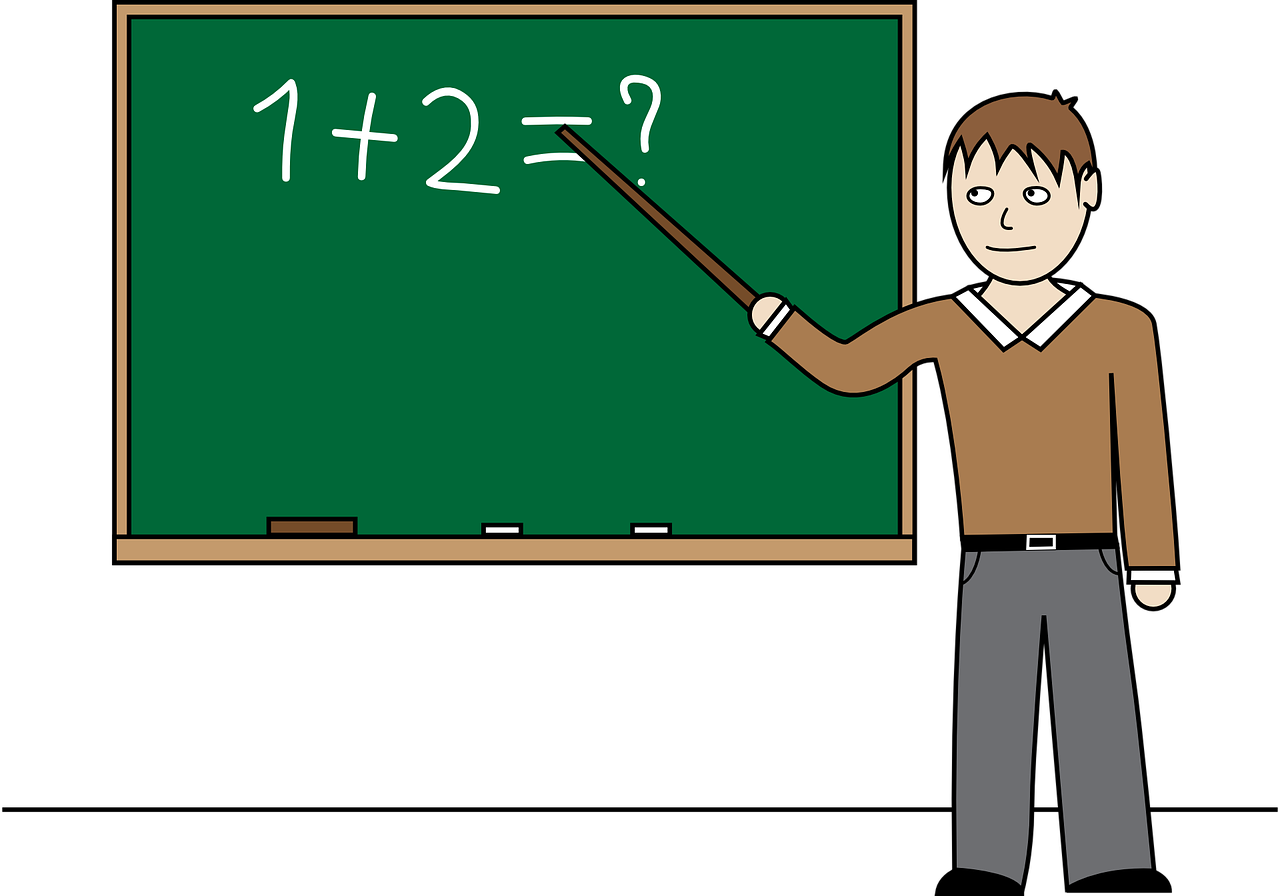 Guy teacher