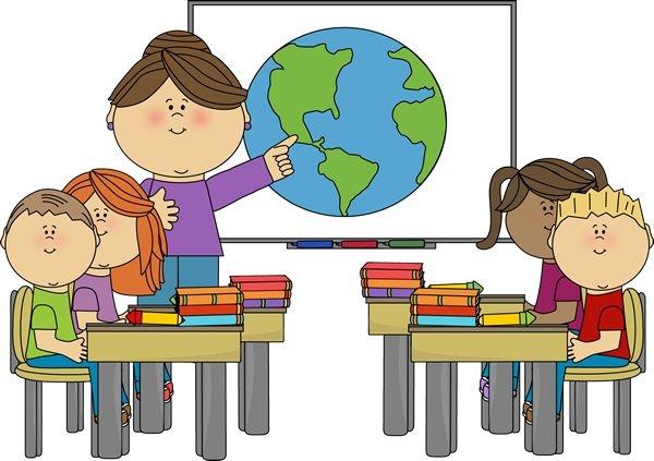 Education clipart study. Kids school free download