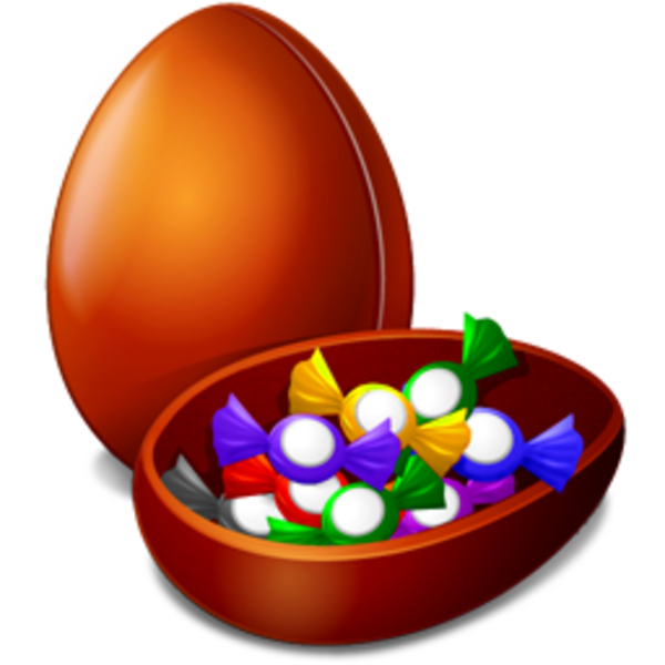 Eggs clipart chocolate. Egg icon free images