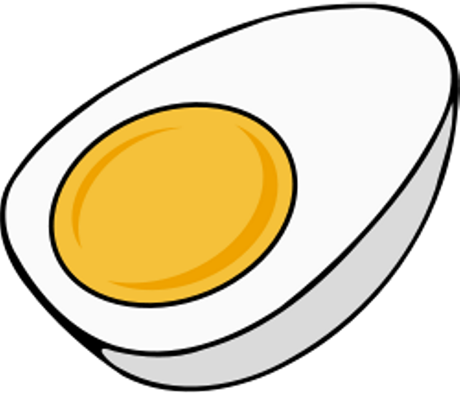 collection of boiled. Ham clipart egg carton