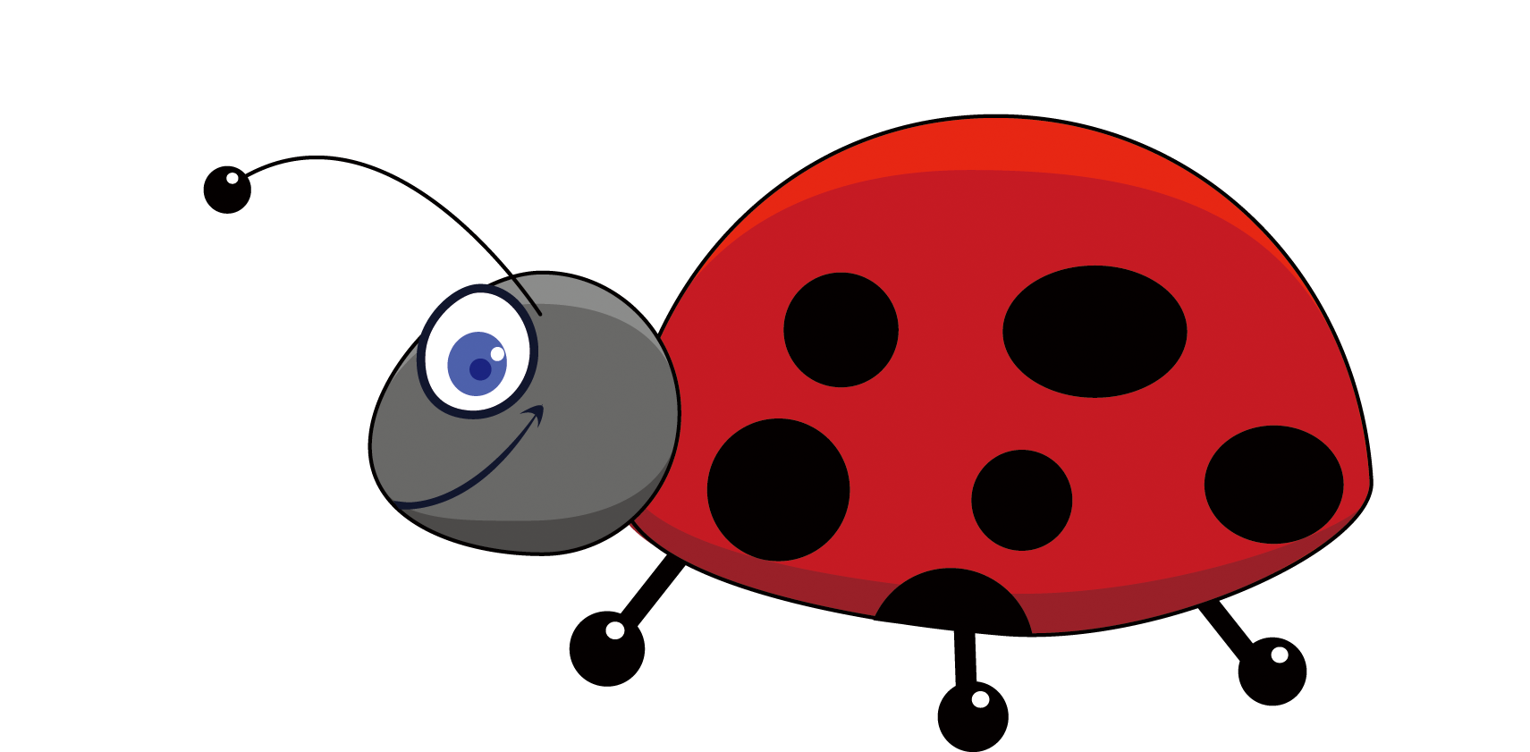 Insect drawing cartoon clip. Ladybugs clipart wallpaper