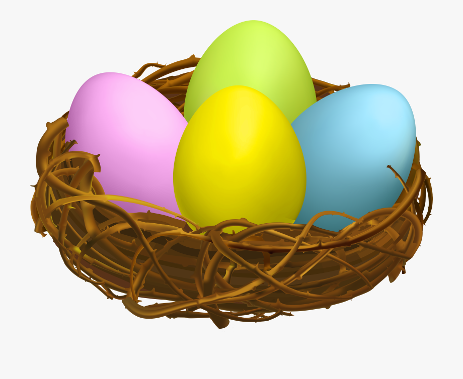 Nest clipart 5 egg. Portable network graphics free
