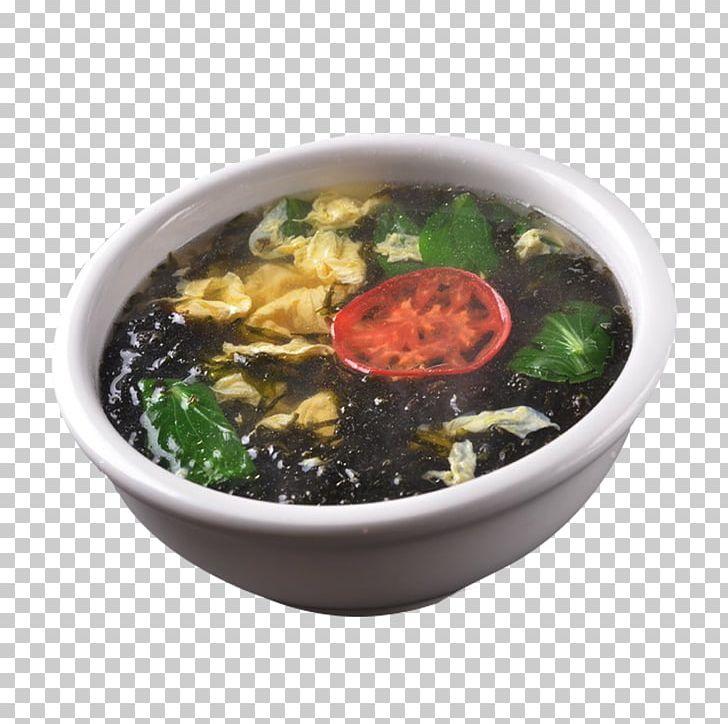 Egg clipart soup. Canh chua drop tomato