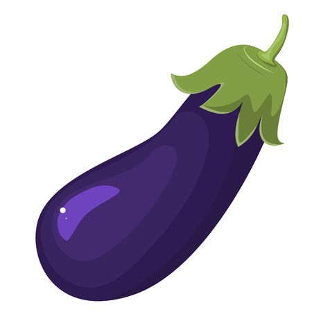 Picture of station . Eggplant clipart