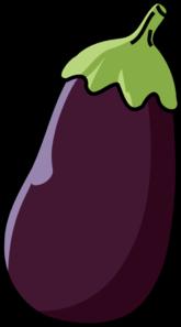 Clip art vegetables lasagna. Eggplant clipart