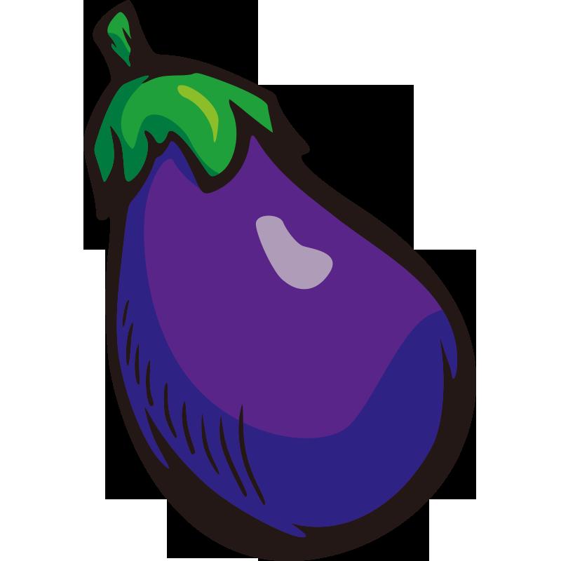 Eggplant clip art hand. Fruits clipart purple fruit