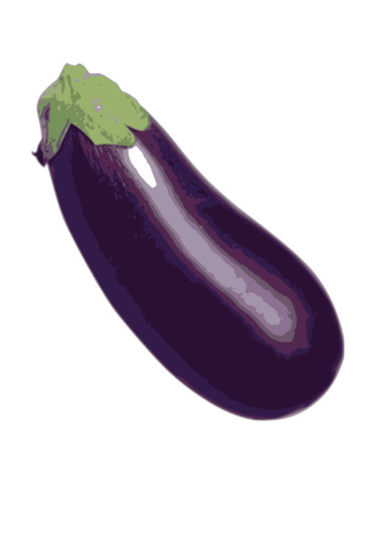 Medium image png . Eggplant clipart vegetable