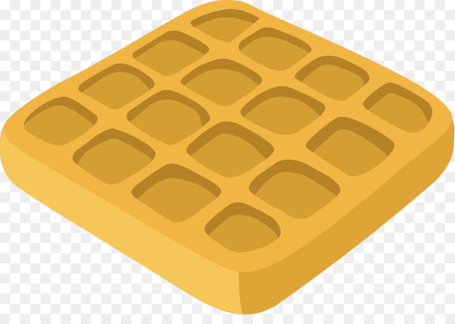 Waffle clipart yellow. Egg cartoon breakfast food