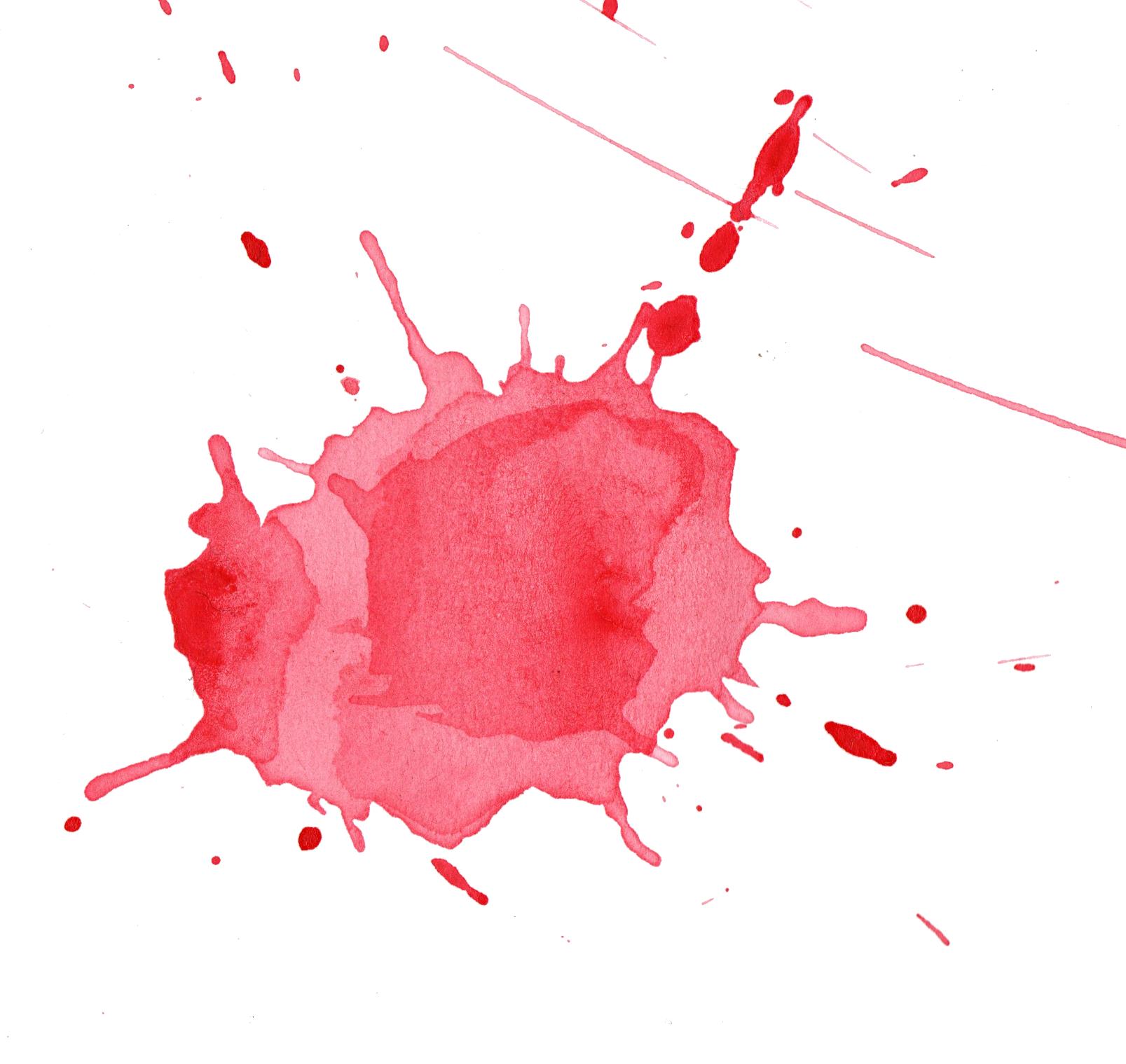 Image result for watercolor. Blood streak png
