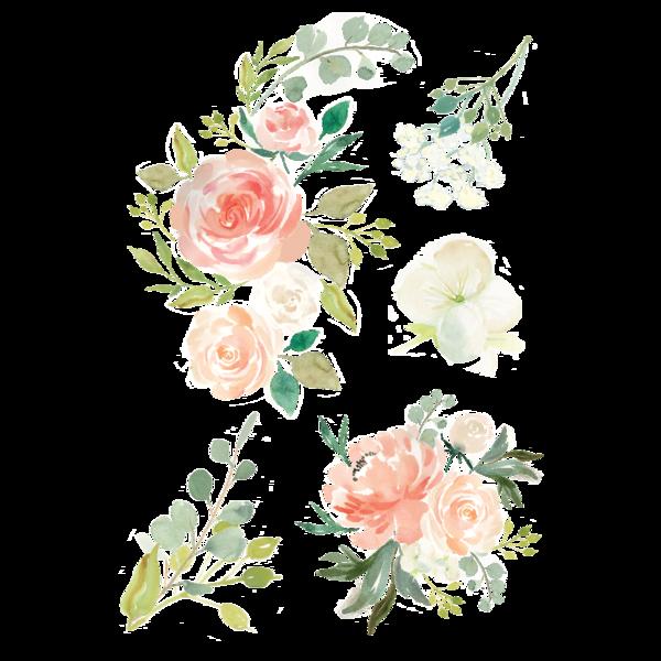 Eggs clipart watercolor. Flowers pinterest