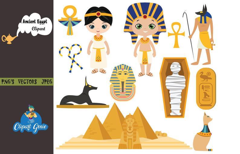 Egypt clipart. Clip art ancient egyptian