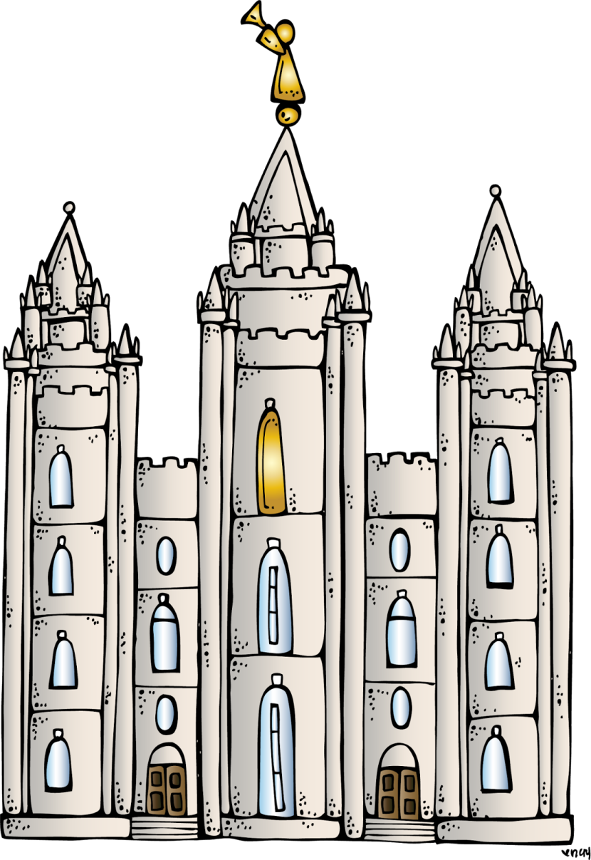 Mayan temple drawing at. Lds clipart fasting