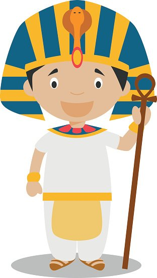 Boy dressed as a. Egypt clipart baby egyptian