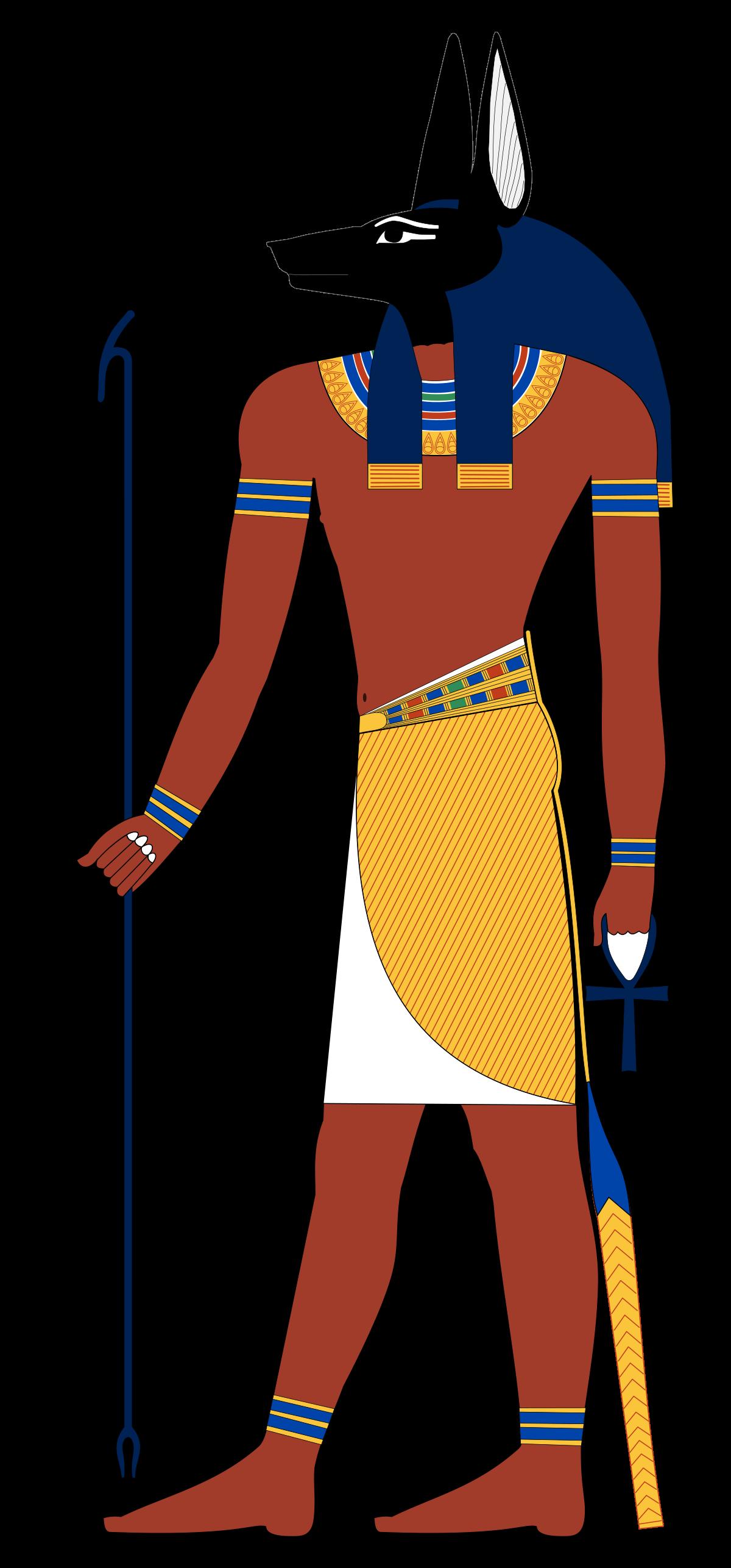 Anubis wikipedia . Egypt clipart baby egyptian
