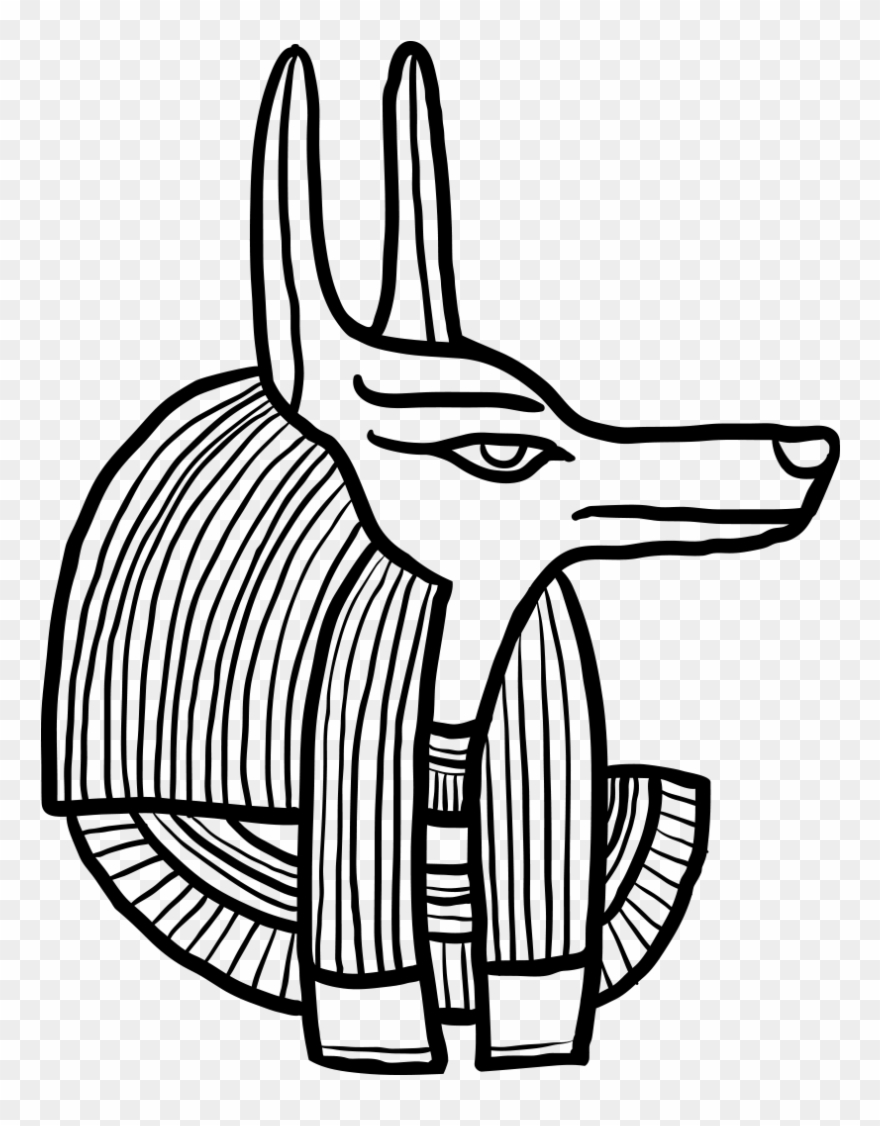 Egyptian clipart drawing. Egypt figure png download