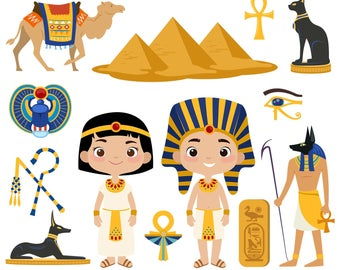 Etsy . Egypt clipart egyptian artifact