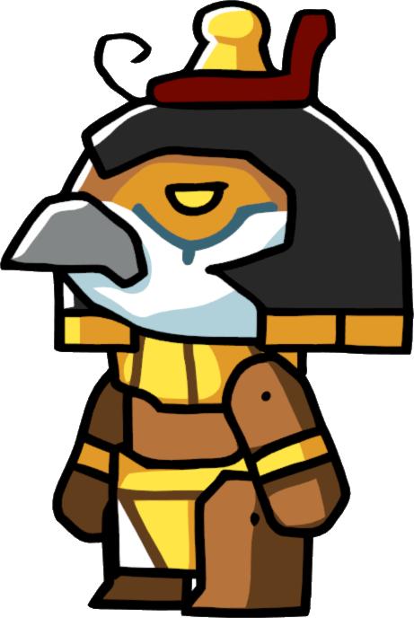 Egypt clipart egyptian character. Ra scribblenauts wiki fandom