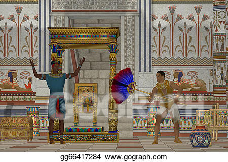 Palace clipart egyptian palace. Drawing ancient men gg