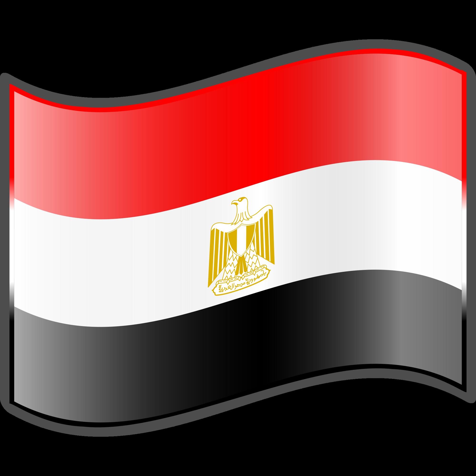 Egypt clipart eygpt. File nuvola egyptian flag