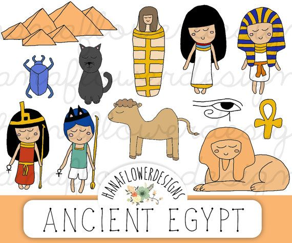 Ancient clip art with. Egypt clipart eygpt