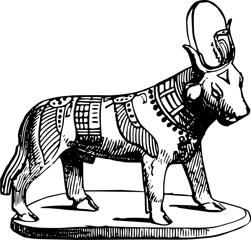 Onlinelabels clip art god. Egyptian clipart number system