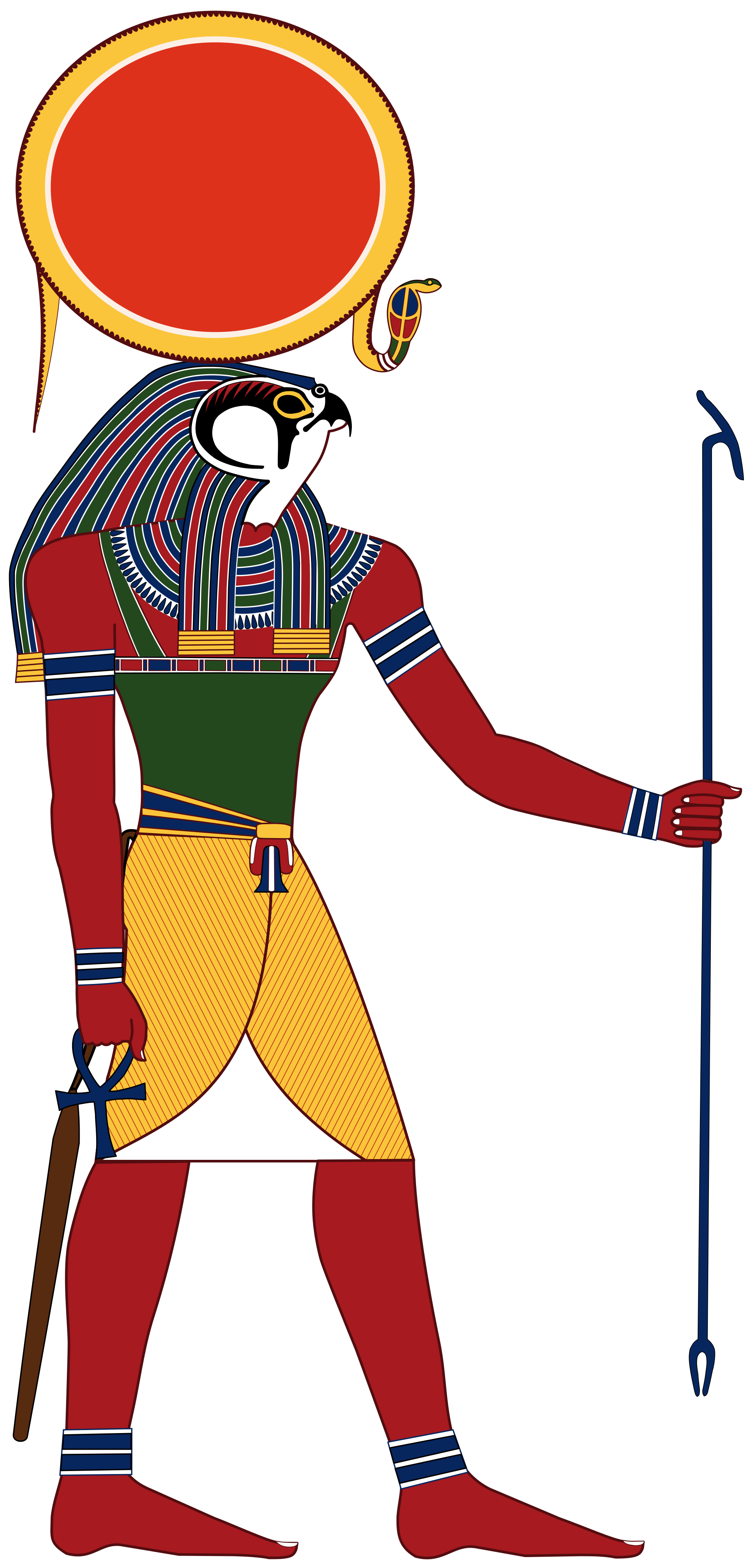 Egypt clipart king tut's. Ra one of the