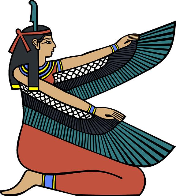 Egypt clipart king tut's. Symbol cartoon god ancient