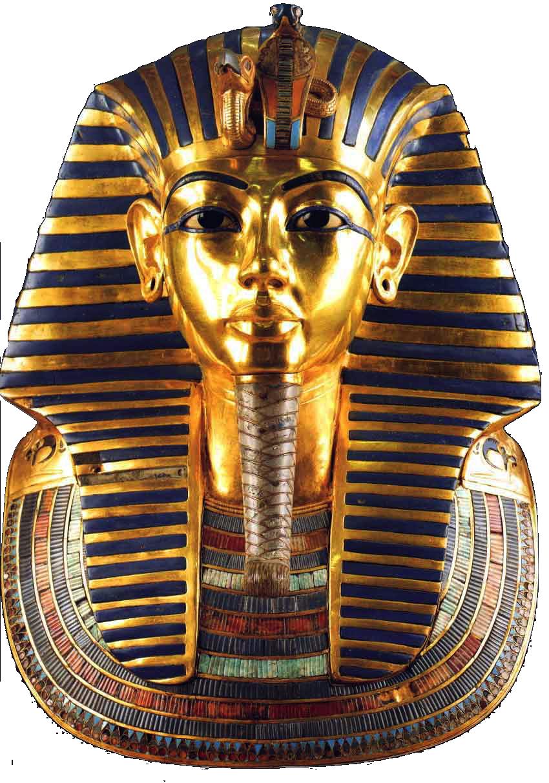 Egypt clipart king tut's. Tut funerary mask c