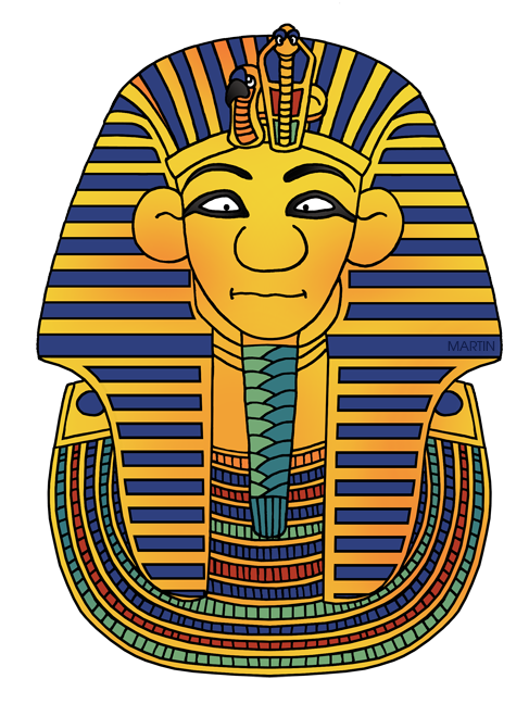 Ancient clip art by. Egypt clipart king tut's